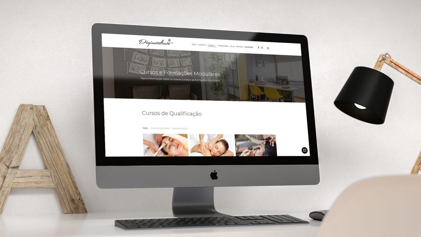Desenvolvimento Web Paginatalento
